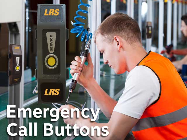 H Amp S Emergency Call Button Staff Solutions Pagers Wireless