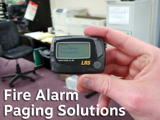 Healthcare Emergency Fire Alarm Paging Systems Hospitals
