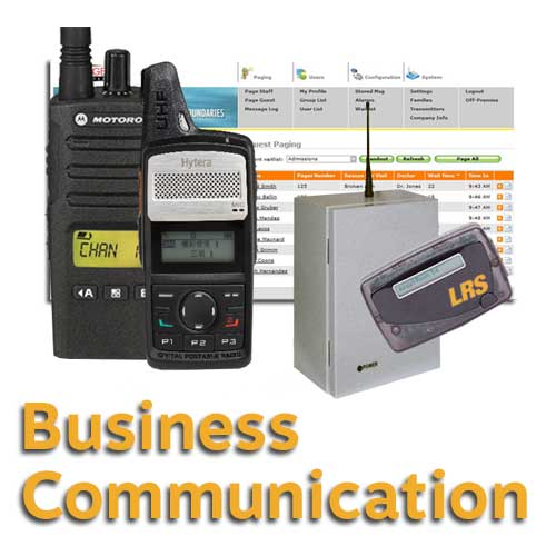 business-radios-communication