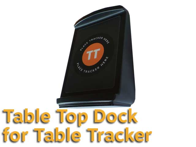 Table Tracker Location System Lrs Uk