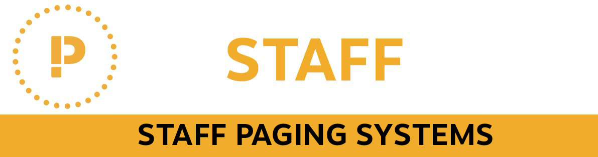 Staff Paging Systems Pager Call System Waiter Alpha