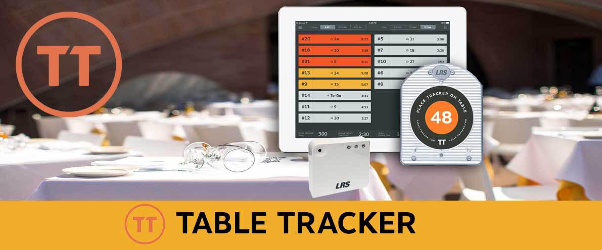 Table Tracker Location System Lrs Uk
