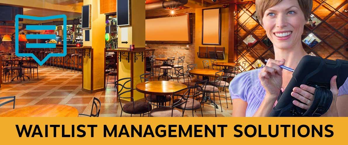 Pubs Bars Customer Waitlist Management Reduce Queues LRS UK